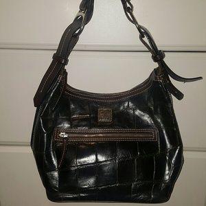 Dooney & Bourke Crocodile Handbag